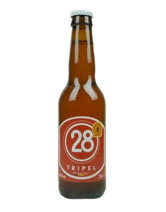 Caulier-28-Tripel-33cl